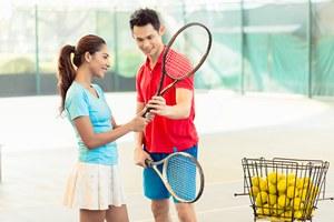 Team  moniteurs tennis et padel